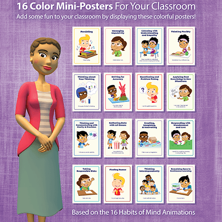 Posters, Worksheets, and Other Resources